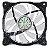 Cooler Fan P/ Gabinete 120MM C/ LED RGB 1200 RPM AKASA Vegas X7 AK-FN093 - Imagem 2