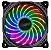 Cooler Fan P/ Gabinete 120MM C/ LED RGB 1200 RPM AKASA Vegas X7 AK-FN093 - Imagem 3