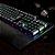 Teclado Mecânico Gamer 9 Funções de LED - Switch Blue - Imagem 5