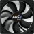 Cooler FAN AeroCool 120x120 Dark Force Black EN51332 1099-9 - Imagem 1