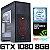PC Gamer Intel Core I7 Coffee Lake 8700K. 16GB DDR4, SSD M.2 120GB, HD 2TB, Geforce GTX 1080 OC 8GB - Imagem 1