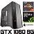 PC Gamer AMD Ryzen 7 2700, 16GB DDR4, SSD 480GB, HD 1TB, Geforce GTX 1080 OC 8GB - Imagem 1