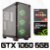 PC Gamer AMD Ryzen 5 2600, 16GB DDR4, SSD 240GB, HD 1TB, Geforce GTX 1060 OC 6GB - Imagem 1