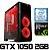 PC Gamer Intel Core I3 Coffee Lake 8100, 8GB DDR4, HD 1 Tera, Geforce GTX 1050 SC 2GB - Imagem 1