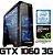 PC Gamer Intel Core I5 Kaby Lake 7400, 8GB DDR4, HD 1 Tera, Geforce GTX 1060 OC 3GB - Imagem 1