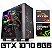 PC Gamer AMD Ryzen 7 2700X, 64GB DDR4, SSD M.2 500GB, HD 2TB, GPU Geforce GTX 1070 OC 8GB - Imagem 1