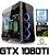 PC Gamer Intel Core I7 Coffee Lake 8700K, 32GB DDR4, SSD M.2 500GB, HD 8TB, SLI GPU GEFORCE GTX 1080TI 11GB - Imagem 1