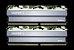 Memória 32GB DDR4 CL16 3000 Mhz G.Skill SniperX (2X16GB) - F4-3000C16D-32GSXFB - Imagem 1