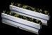 Memória 32GB DDR4 CL16 3600 Mhz G.Skill SniperX (2X16GB) - F4-3600C19D-32GSXKB - Imagem 4