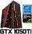 (Recomendado) PC Gamer Intel Pentium Kaby Lake G4560, 8GB DDR4, HD 1 Tera, GPU Geforce GTX 1050TI OC 4GB - Imagem 1