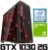 PC Gamer Intel Core I3 Skylake 6100, 8GB DDR4, SSD 120GB, GPU Geforce GT 1030 2GB - Imagem 1