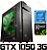 (Recomendado) PC Gamer Intel Pentium Kaby Lake G4560, 8GB DDR4, HD 500GB, GPU Geforce GTX 1050 3GB - Imagem 1