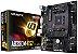 Placa Mãe GIGABYTE CHIPSET AMD B350M-DS2 SOCKET AM4 - Imagem 1