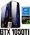 (Oferta) PC Gamer Intel Pentium Coffee Lake G5400 GOLD, 8GB DDR4, SSD 120GB, HD 500GB, GPU Geforce GTX 1050TI 4GB - Imagem 1