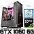 (MELHOR OPÇÃO PARA JOGOS) PC Gamer Intel Core I5 Coffee Lake 9600K, 16GB DDR4, SSD 1 Tera, GPU Geforce GTX 1060 OC 6GB - Imagem 1