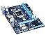 Placa Mãe GIGABYTE CHIPSET INTEL H61M-S1 REV 4.0 SOCKET LGA 1155 - Imagem 3