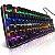 Teclado Gamer Com Fio Mecânico Switch Blue RGB ABNT KNUP KP-2046 - Imagem 3