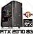 PC Gamer AMD Ryzen 7 2700, 16GB DDR4, SSD 250GB, HD 1TB, GPU GEFORCE RTX 2070 OC 8GB - Imagem 1