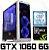 (Recomendado) PC Gamer Intel Core I5 Coffee Lake 8400, 16GB DDR4, SSD 240GB, HD 1TB, GPU GEFORCE GTX 1060 6GB - Imagem 1