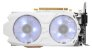 Placa de Vídeo GPU GEFORCE GTX 1050TI EXOC White 4GB GDDR5 128 BITS - GALAX 50IQH8DVP1WT - Imagem 2