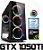 (Oferta) PC Gamer Intel Core I5 Kaby Lake 7500, 8GB DDR4, SSD 240GB, GPU GEFORCE GTX 1650 OC 4GB - Imagem 1