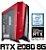 PC Gamer Intel Core I7 Coffee Lake 9700KF, 32GB DDR4, SSD M.2 NVME 256GB, HD 2TB, GPU GEFORCE RTX 2080 OC 8GB - Imagem 1
