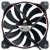 Cooler Fan P/ Gabinete 140MM Alta Performance 1150 Rpm Corsair AF140 - CO-9050009-WW - Imagem 5