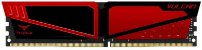 Memória 8GB DDR4 CL15 2666 MHZ  TEAM GROUP T-FORCE VULCAN RED - TLRED48G2666HC15B01 (1X8GB - Imagem 2