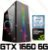 PC Gamer Intel Core I3 Coffee Lake 9100F, 8GB DDR4, SSD 240GB, GPU GEFORCE GTX 1660 OC 6GB - Imagem 1