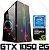 PC Gamer Intel Pentium Coffee Lake G5400, 8GB DDR4, SSD 120GB, GPU GEFORCE GTX 1050 OC 2GB - Imagem 1