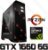(Recomendado) PC Gamer AMD Ryzen 5 2600, 8GB DDR4, SSD 480GB, GPU GEFORCE GTX 1660 OC 6GB - Imagem 1