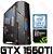 PC Gamer Intel Core I7 Coffee Lake 8700, 16GB DDR4, SSD 240GB, HD 1TB, GPU GEFORCE GTX 1660TI OC 6GB - Imagem 1