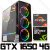 PC Gamer AMD Ryzen 3 2200G, 8GB DDR4, HD 1 Tera, GPU GEFORCE GTX 1650 OC 4GB - Imagem 1