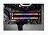 Memória 16GB DDR4 CL16 - 2666 Mhz Corsair Vengeance PRO RGB (2X8GB) BLACK - CMW16GX4M2A2666C16 - Imagem 4