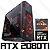 (MEGA PERFORMANCE) PC Gamer AMD Ryzen 7 3800X, 32GB DDR4, SSD PCI-E 1 Tera, GPU GEFORCE RTX 2080TI OC 11GB - Imagem 1