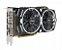 Placa de Vídeo GPU AMD RADEON RX 570 OC 4GB GDDR5 - 256 BITS MSI ARMOR - 912-V341-422 - Imagem 3