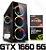 (Recomendado) PC Gamer AMD Ryzen 5 3600, 8GB DDR4, SSD 240GB, GPU GEFORCE GTX 1660 SUPER OC 6GB - Imagem 1