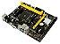 Placa Mãe BIOSTAR CHIPSET AMD A320MH SOCKET AM4 - Imagem 3