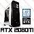 (MEGA PERFORMANCE) PC Gamer Intel Core i7 Coffee Lake 9700KF, 64GB DDR4, SSD 512GB, HD 4TB, GPU GEFORCE RTX 2080TI 11GB - Imagem 1