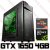(SUPER RECOMENDADO) PC Gamer AMD Ryzen 5 3600, 16GB DDR4, SSD 120GB, HD 1 Tera, GPU GEFORCE GTX 1650 OC 4GB - Imagem 1