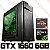 PC Gamer AMD Ryzen 5 3600X, 16GB DDR4, SSD M.2 256GB, HD 1 Tera, GPU GEFORCE GTX 1660 SUPER OC 6GB - Imagem 1
