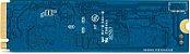 SSD M.2 NVME 256GB PCI-E SEAGATE BARRACUDA, Leitura 3050MB/s, Gravação 1050MB/s - ZP256CM30041 - Imagem 7