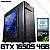 PC Gamer Intel Core i3 Coffee Lake 9100F, 16GB DDR4, SSD 240GB, HD 1TB, GPU GEFORCE GTX 1650 SUPER 4GB - Imagem 1