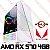 (SUPER OFERTA) PC Gamer AMD Athlon 3000G, 8GB DDR4, HD 1 Tera, GPU AMD RADEON RX 570 OC 4GB - Imagem 1