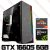 (Recomendado) PC Gamer AMD Ryzen 7 2700, 8GB DDR4, HD 1 Tera, GPU GEFORCE GTX 1660 SUPER OC 6GB - Imagem 1