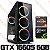 PC Gamer AMD Ryzen 5 3600X, 8GB DDR4, HD 1 Tera, GPU GEFORCE GTX 1660 SUPER 6GB - Imagem 1