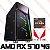 PC Gamer AMD Ryzen 7 2700, 32GB DDR4, SSD 240GB, HD 1TB, GPU AMD RADEON RX 570 4GB - Imagem 1