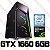 PC Gamer Intel Core i5 Coffee Lake 9400F, 8GB DDR4, HD 1 Tera, GPU GEFORCE GTX 1660 OC 6GB - Imagem 1