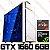 PC Gamer AMD Ryzen 5 2600, 32GB DDR4, SSD 480GB, GPU GEFORCE GTX 1660 OC 6GB - Imagem 1