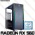PC Gamer Intel Core i3 Haswell 4130, 16GB DDR3, SSD 480GB, GPU AMD RADEON RX 560 4GB - Imagem 1